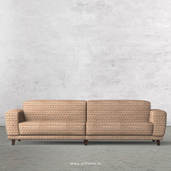 Avana 4 Seater Sofa in Jacquard Fabric - SFA008 JQ32