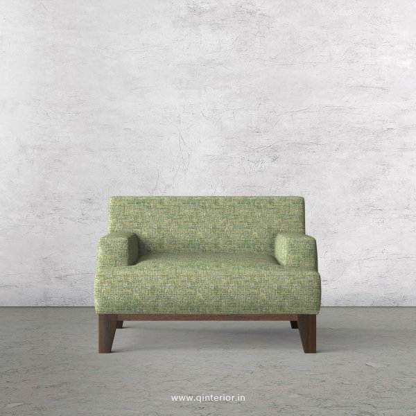 QUADRO 1 Seater Sofa in Jaquard Fabric - SFA010 JQ22