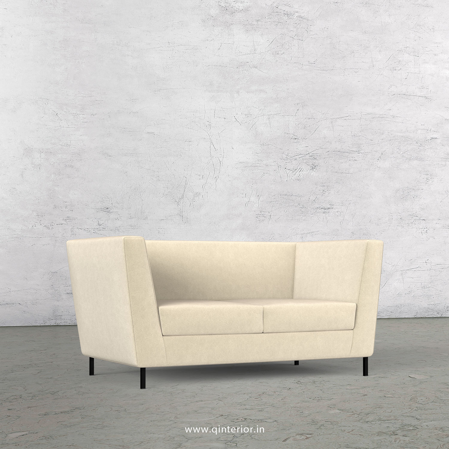 Gloria 2 Seater Sofa in Velvet Fabric - SFA018 VL01