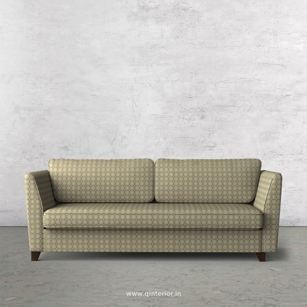 Kingstone 3 Seater Sofa in Jacquard Fabric - SFA004 JQ30