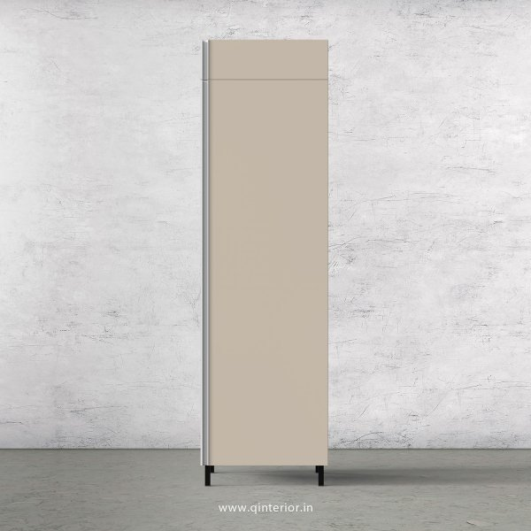 Lambent Refrigerator Unit in Teak and Irish Cream Finish - KTB807 C11