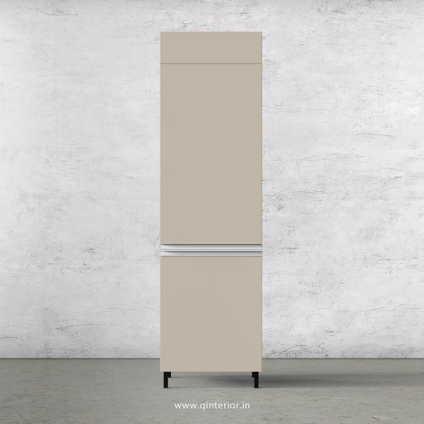 Lambent Refrigerator Unit in Walnut and Irish Cream Finish - KTB806 C22