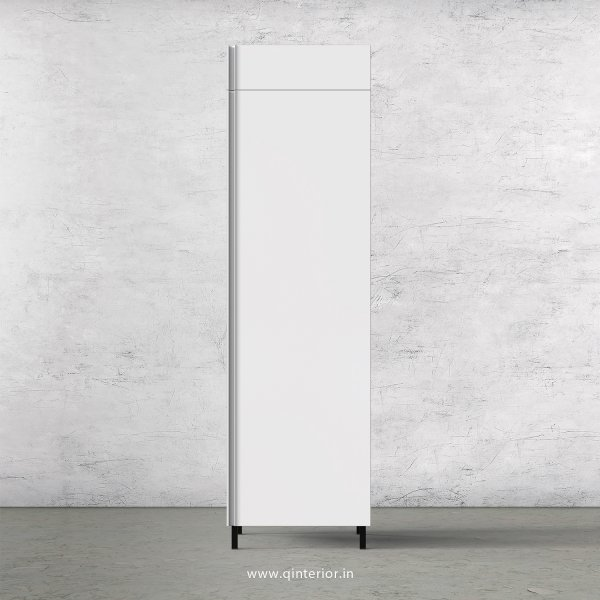 Lambent Refrigerator Unit in Walnut and White Finish- KTB807 C18