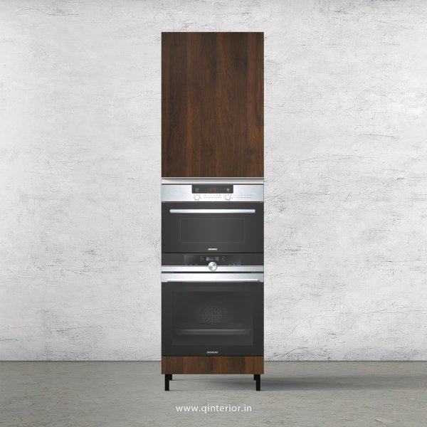 Stable Microwave and OTG Unit in Walnut Finish - KTB804 C1