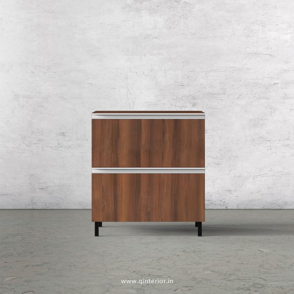 Stable Kitchen Base Unit in Teak Finish - KBB804 C3