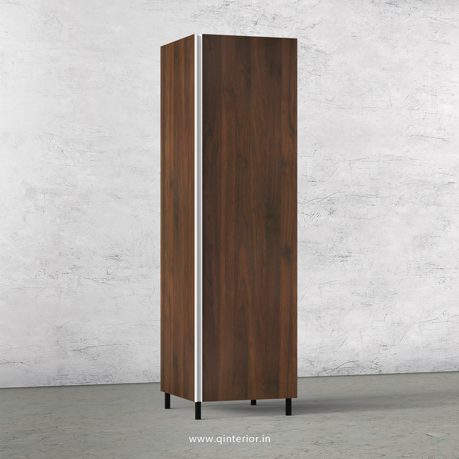 Stable Kitchen Tall Unit in Walnut Finish - KTB801 C1