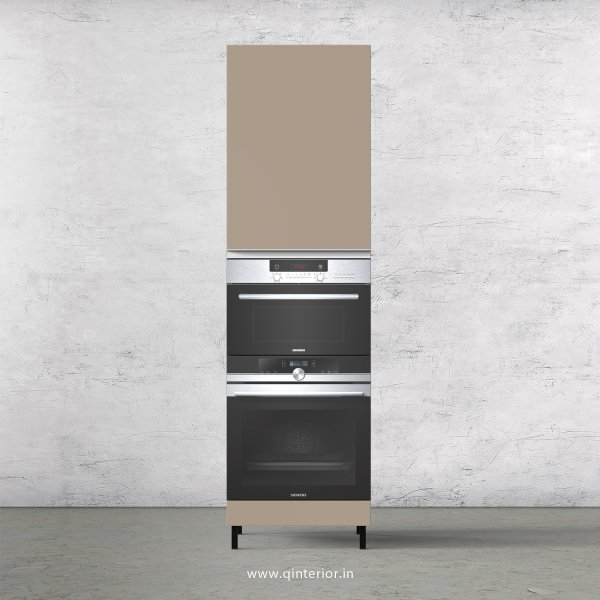 Lambent Microwave and OTG Unit in Teak and Cappuccino Finish - KTB804 C20