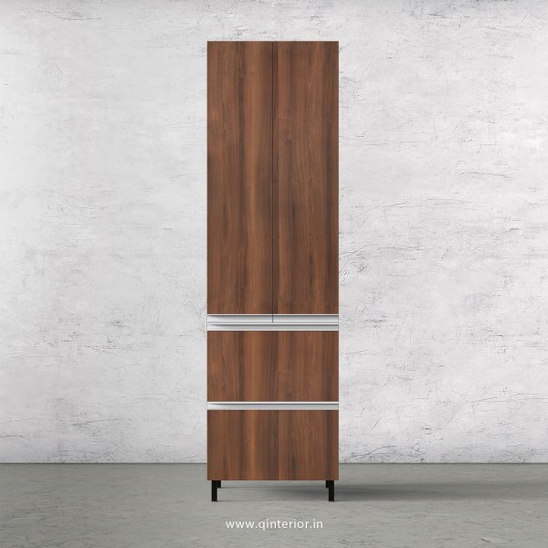 Stable Kitchen Tall Unit in Teak Finish - KTB803 C3