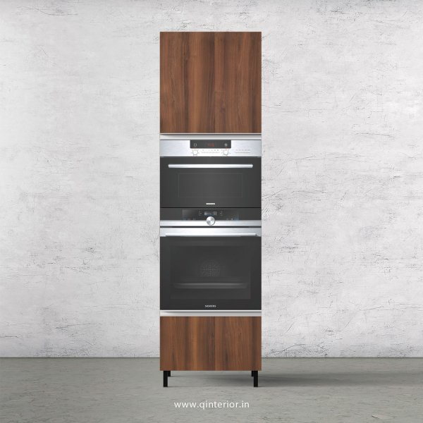 Stable Microwave and OTG Unit in Teak Finish - KTB805 C3