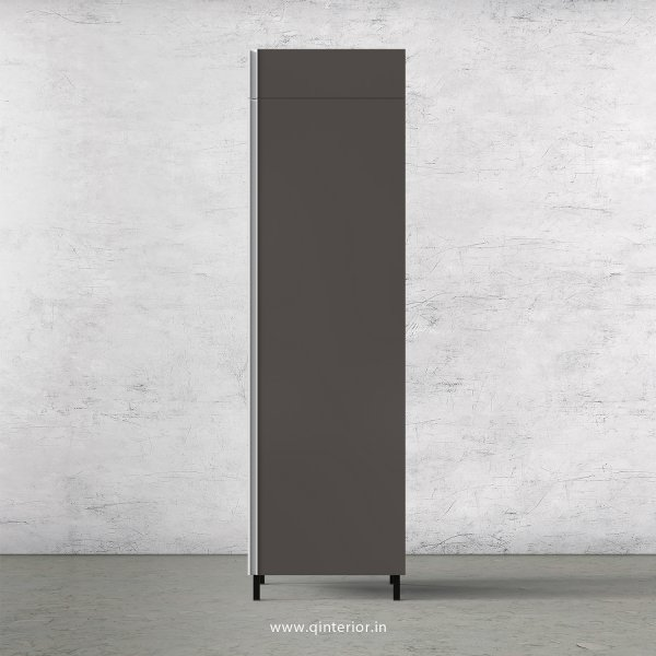 Lambent Refrigerator Unit in White and Slate Finish - KTB807 C16