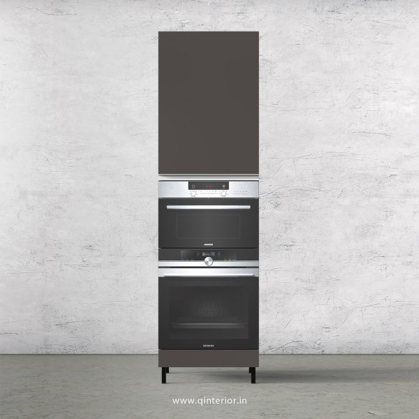 Lambent Microwave and OTG Unit in White and Slate Finish - KTB804 C16