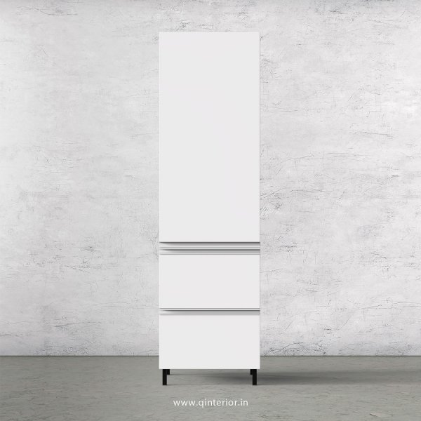 Stable Kitchen Tall Unit in White Finish - KTB802 C4