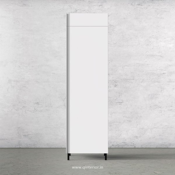 Stable Refrigerator Unit in White Finish - KTB807 C4