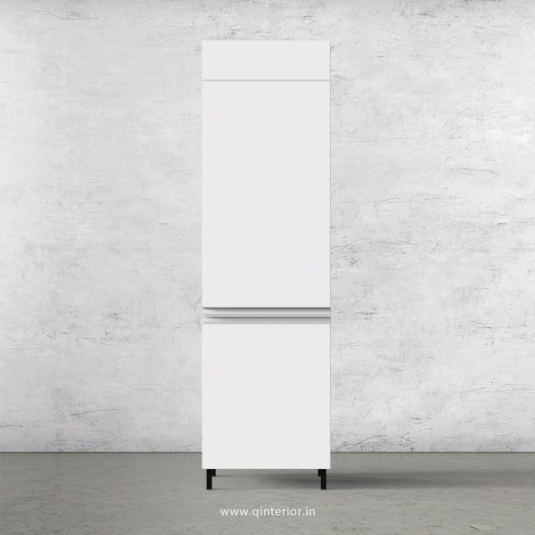 Stable Refrigerator Unit in White Finish - KTB806 C4