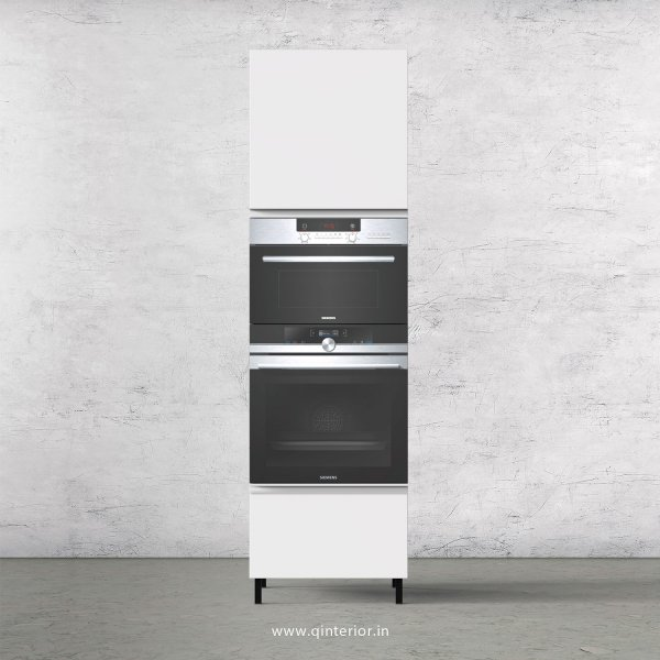 Stable Microwave and OTG Unit in White Finish - KTB805 C4