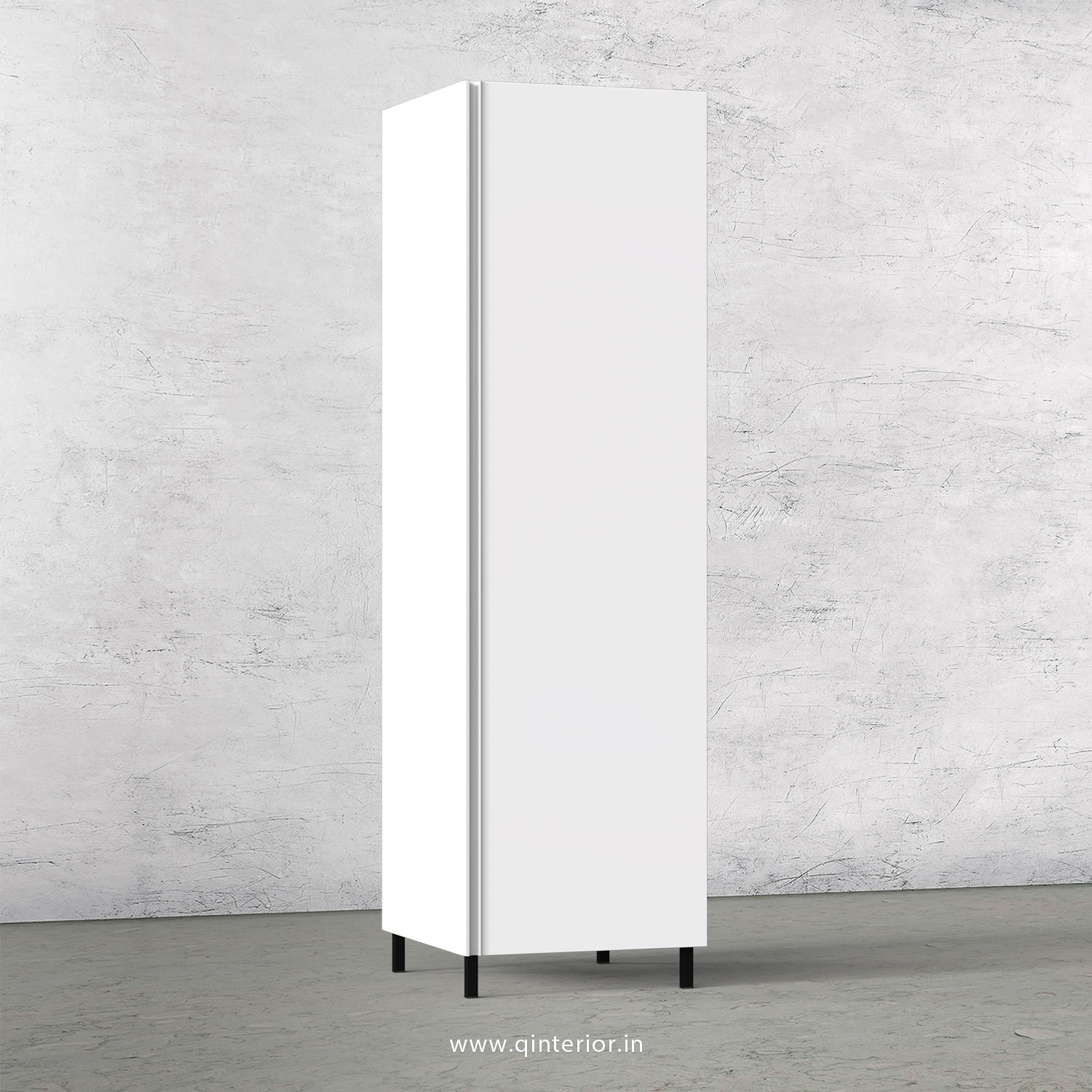 Stable Kitchen Tall Unit in White Finish - KTB801 C4