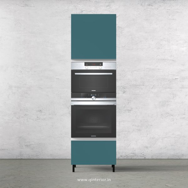 Lambent Microwave and OTG Unit in White and Shore Finish - KTB805 C12