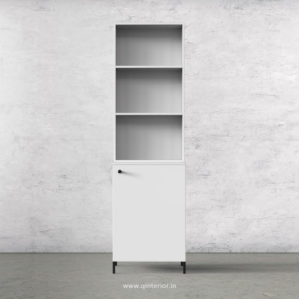 Stable Refrigerator Unit in White Finish - KTB808 C4