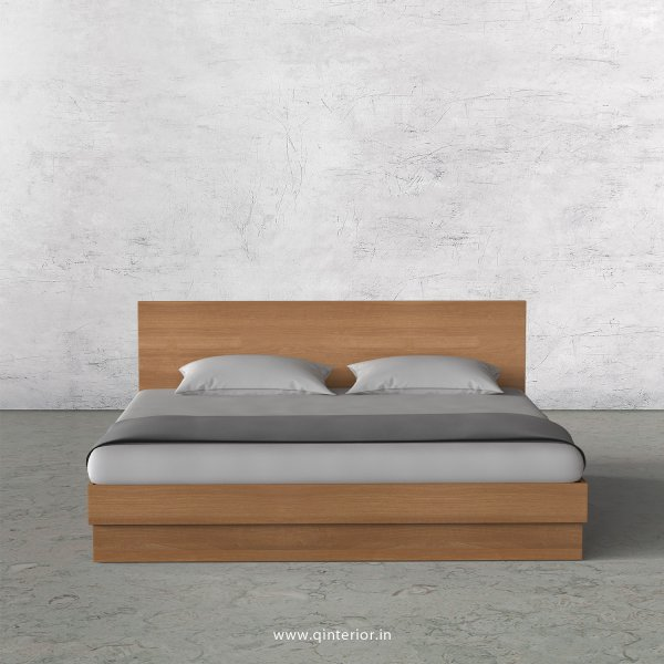 Stable King Size Bed in Oak Finish - KBD106 C2