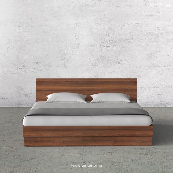 Stable King Size Bed in Teak Finish - KBD106 C3