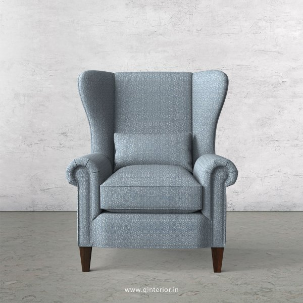NINDUS Arm Chair in Jacquard - ARM007 JQ28