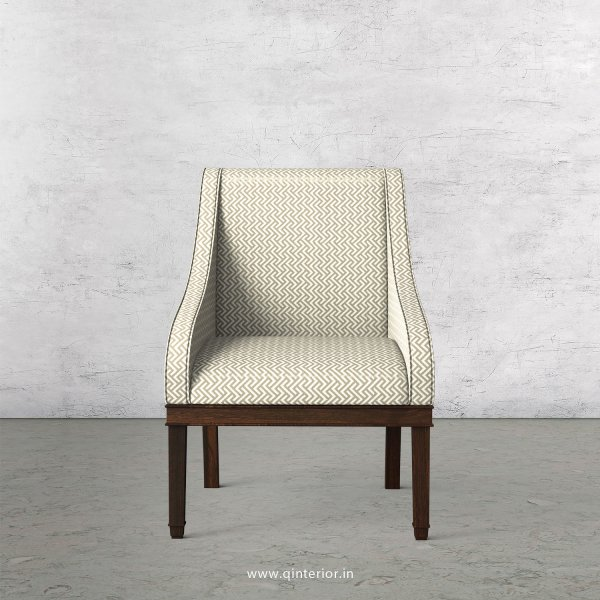 KALOS Arm Chair in Jacquard - ARM006 JQ11