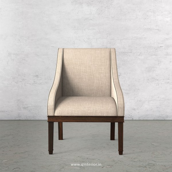 KALOS Arm Chair in Cotton Plain - ARM006 CP02