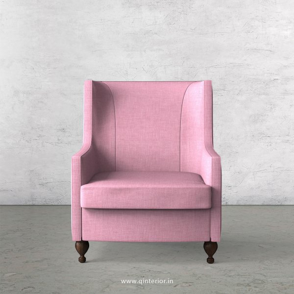 ROYAL Arm Chair in Cotton Plain - ARM005 CP27