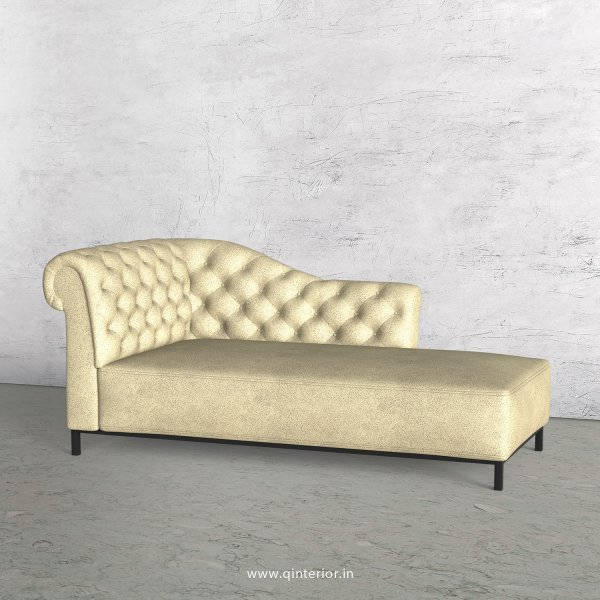 Amour Lounger Chaise in Fab Leather - LCH001 FL10