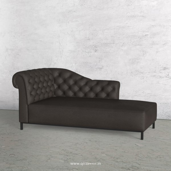Amour Lounger Chaise in Fab Leather - LCH001 FL15
