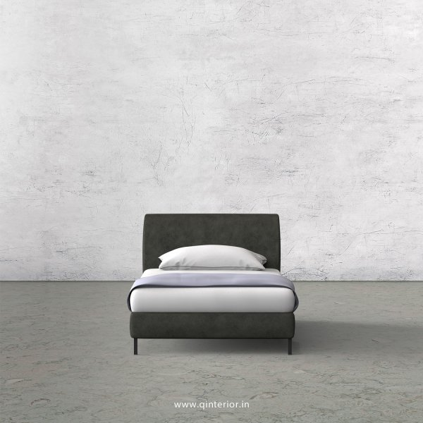 LUXURA Single Bed in Fab Leather – SBD003 FL07