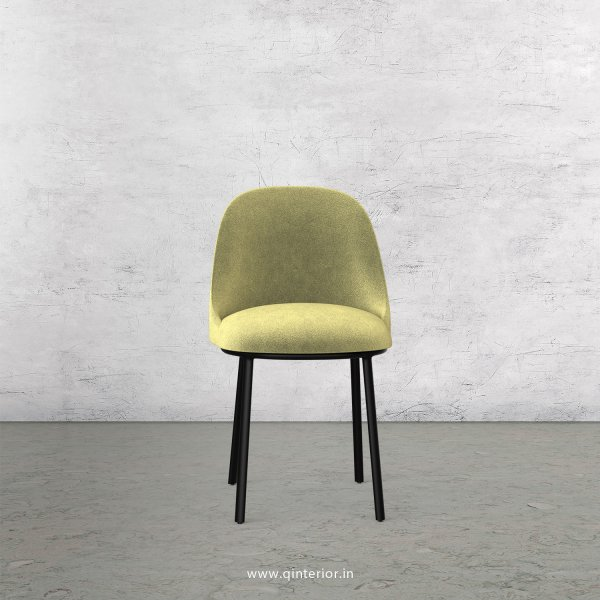 Cafeteria Chair in Velvet Fabric - DCH001 VL04
