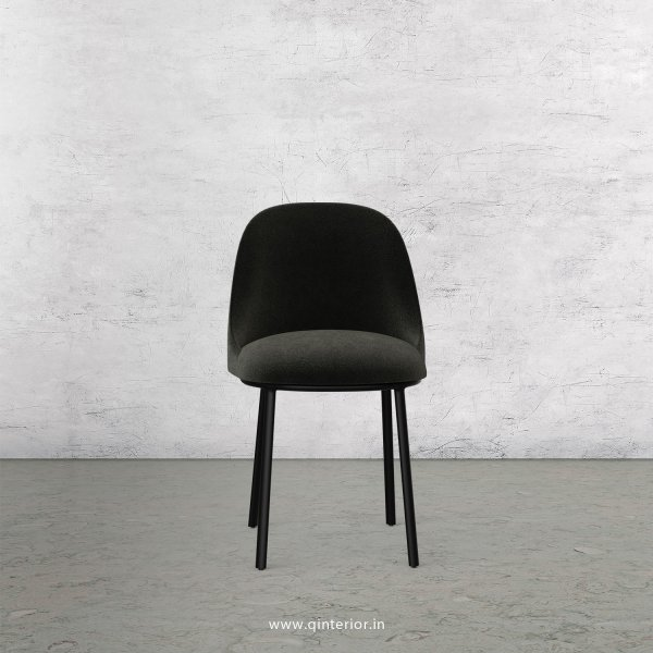 Cafeteria Chair in Velvet Fabric - DCH001 VL07