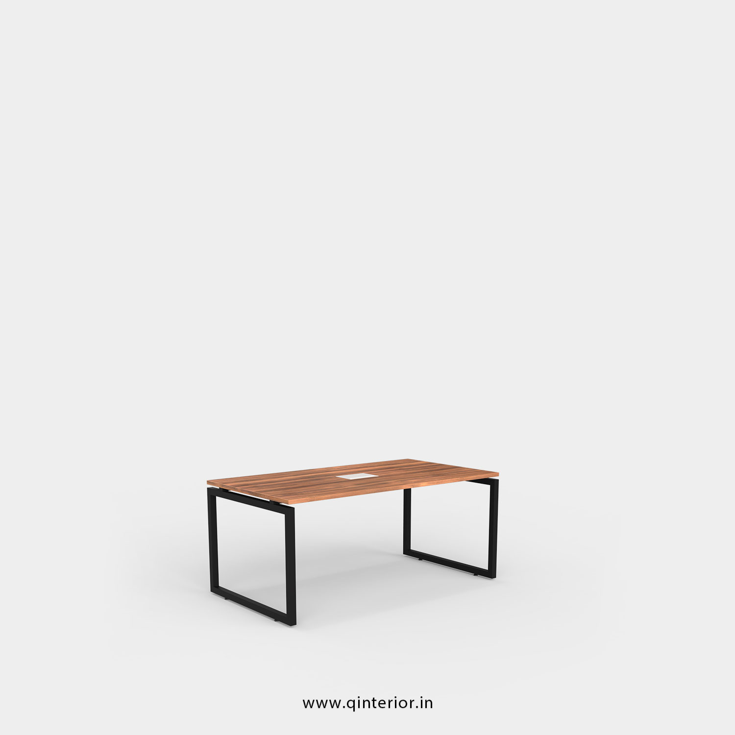 Aaron Meeting Table in Teak Finish - OMT001 C3