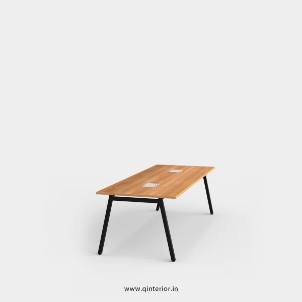Berg Meeting Table in Oak Finish – OMT002 C2