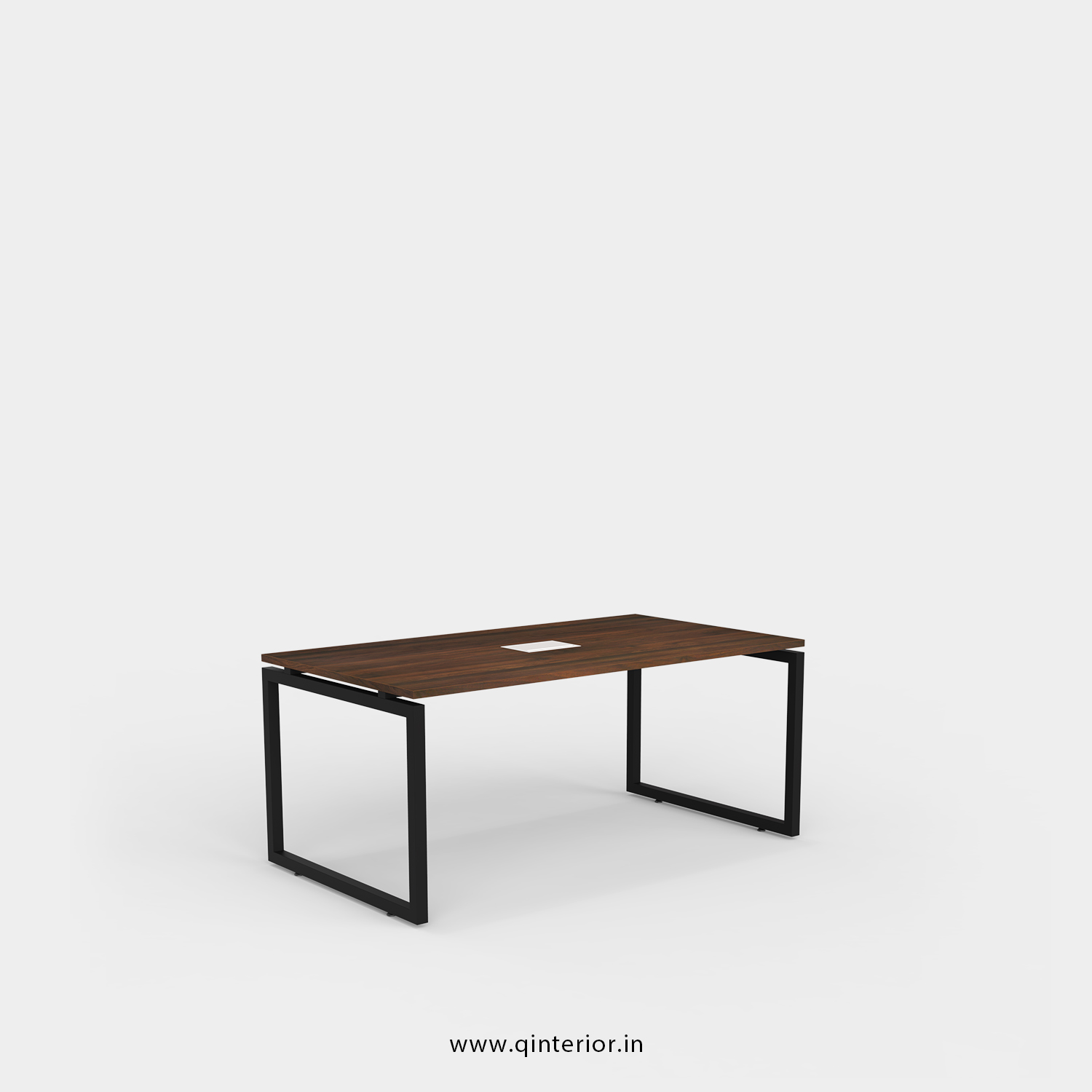 Aaron Meeting Table in Walnut Finish - OMT001 C1