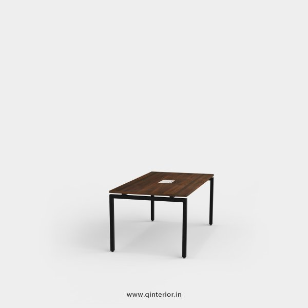 Montel Meeting Table in Walnut Finish – OMT001 C1