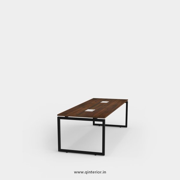 Aaron Meeting Table in Walnut Finish – OMT002 C1