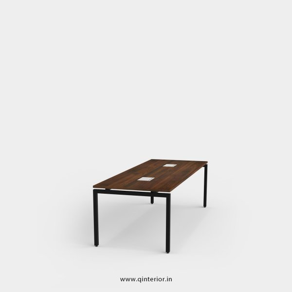 Montel Meeting Table in Walnut Finish – OMT002 C1