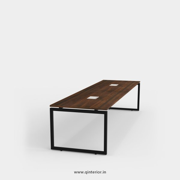 Aaron Meeting Table in Walnut Finish – OMT003 C1