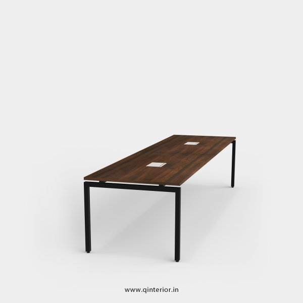 Montel Meeting Table in Walnut Finish – OMT003 C1