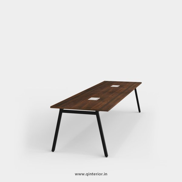Berg Meeting Table in Walnut Finish – OMT003 C1