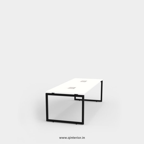 Aaron Meeting Table in White Finish - OMT002 C4