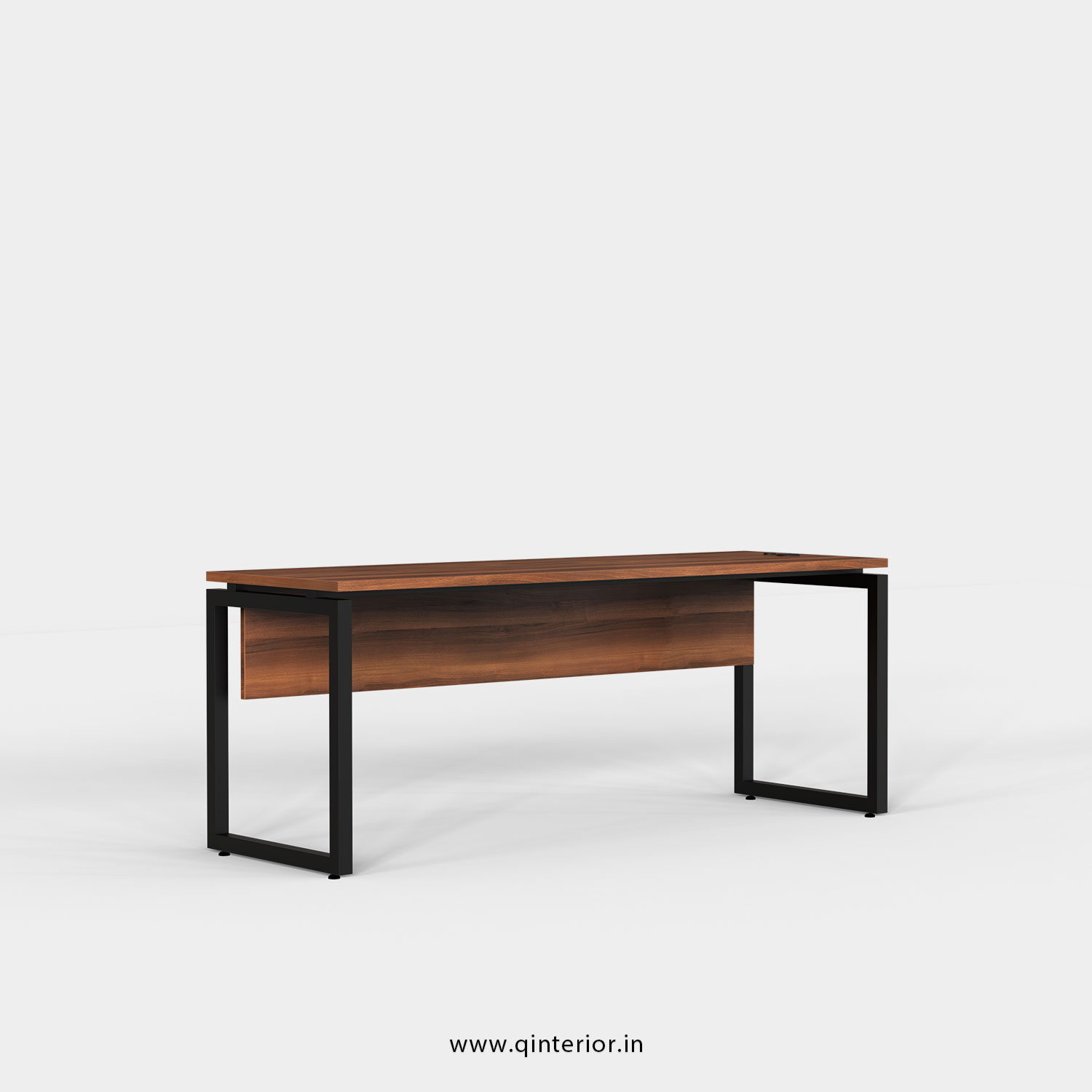 Aaron Executive Table in Teak Finish - OET001 C3