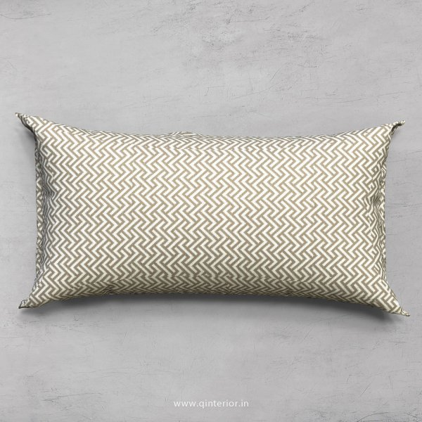 Cushion with Cushion Cover in Jacquard- CUS002 JQ11