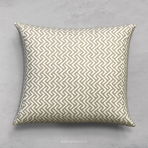 Cushion with Cushion Cover in Jacquard- CUS001 JQ11