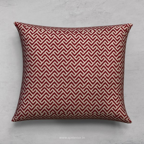 Cushion With Cushion Cover in Jacquard- CUS001 JQ14