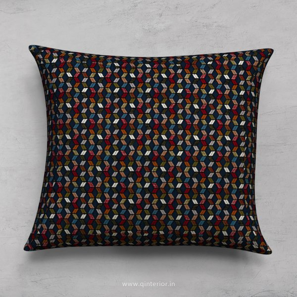 Blue Marvello Cushion With Cushion Cover - CUS001 MV