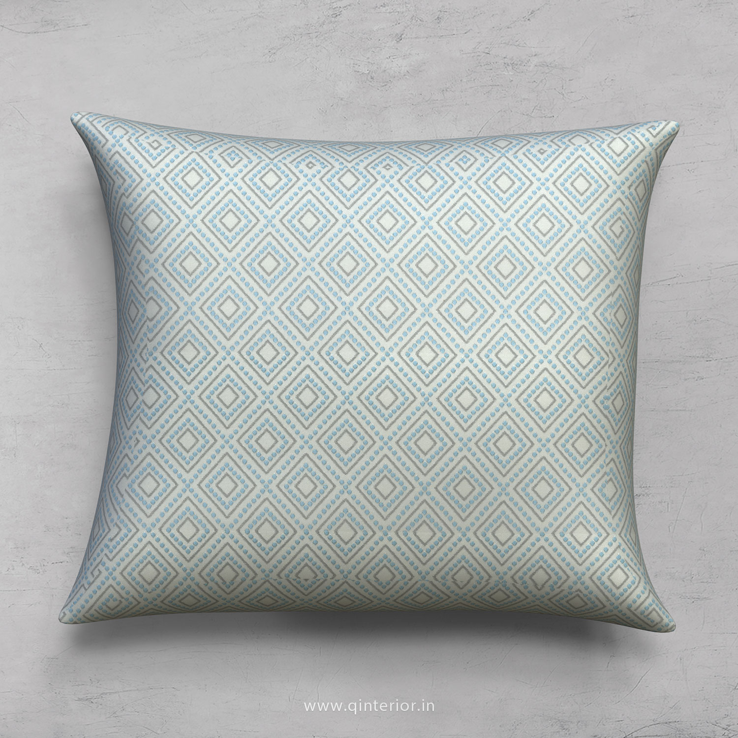 Cushion With Cushion Cover in Jacquard- CUS001 JQ27