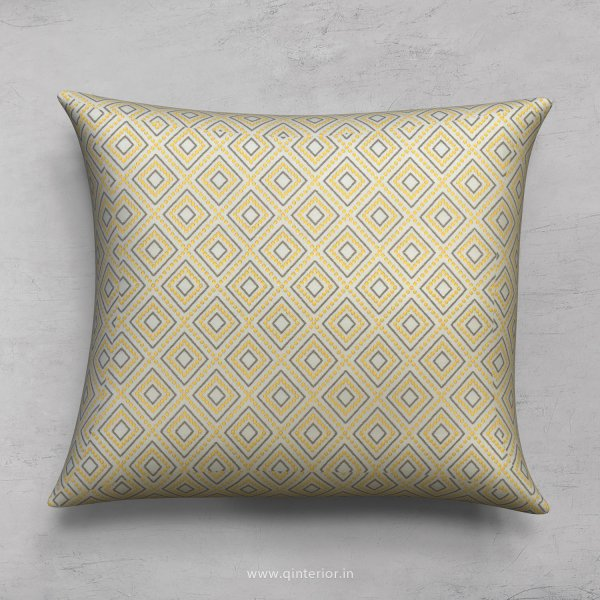 Cushion With Cushion Cover in Jacquard- CUS001 JQ29